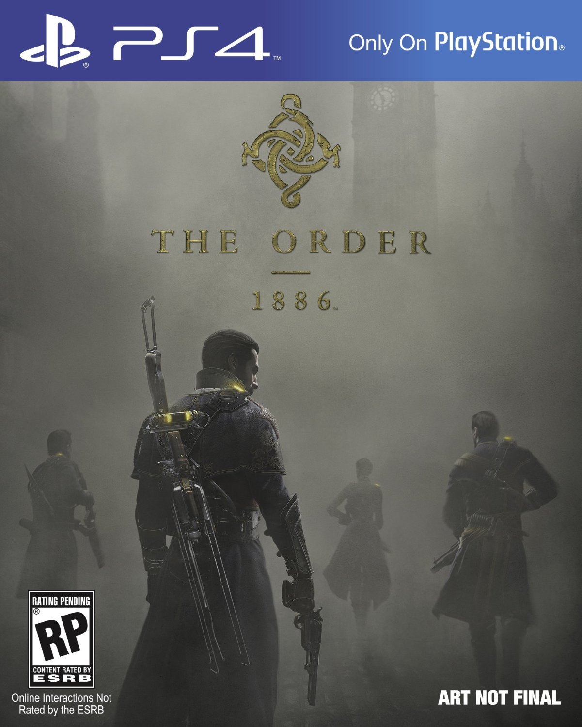 The Order: 1886 Logo PS4 PSNstore.ru