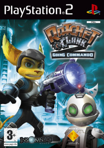 Ratchet & Clank Ps Vita
