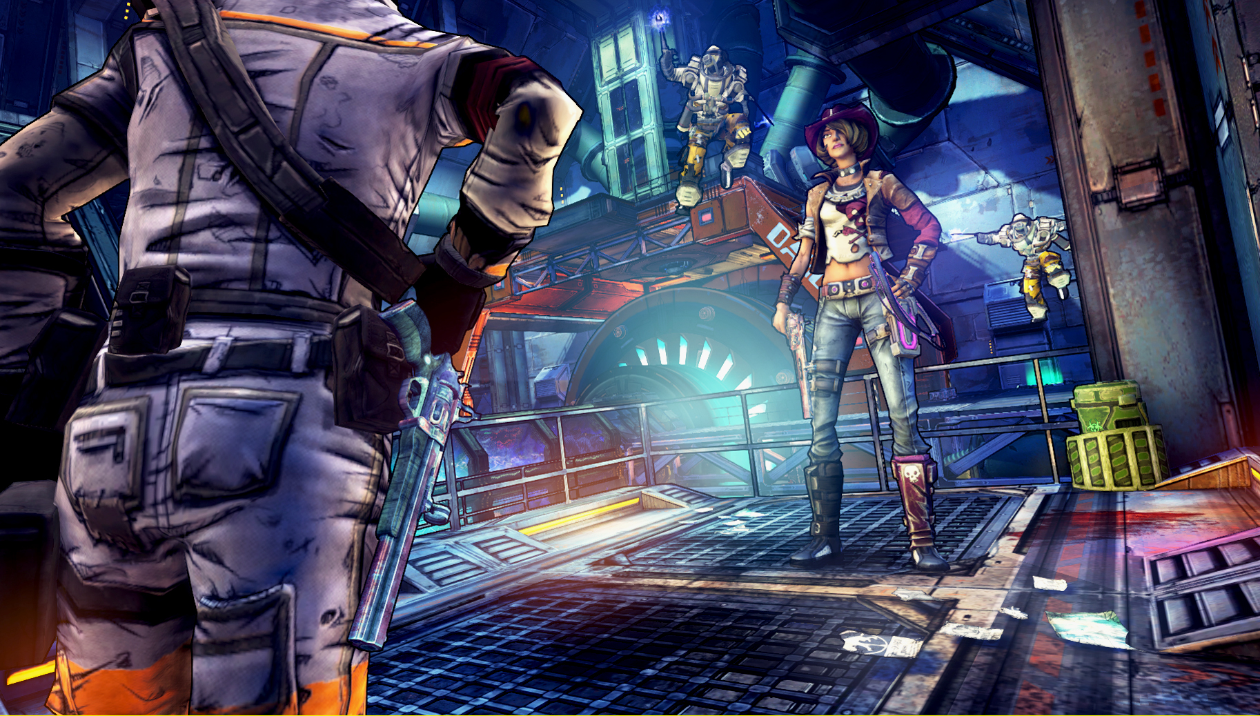 Borderlands The Pre-Sequel Scr1 PSNstore.ru