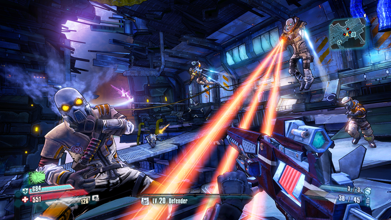 Borderlands The Pre-Sequel Scr2 на PSNstore.ru