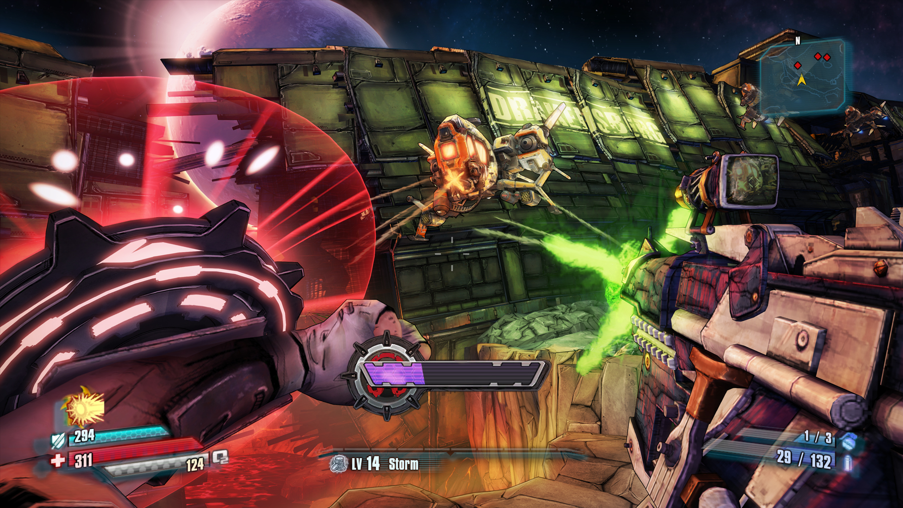 Borderlands The Pre-Sequel Scr3 на PSNstore.ru