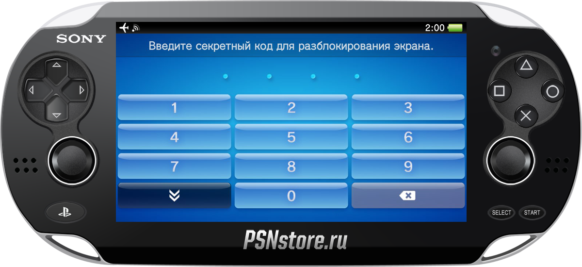 ps vita password psnstore.ru