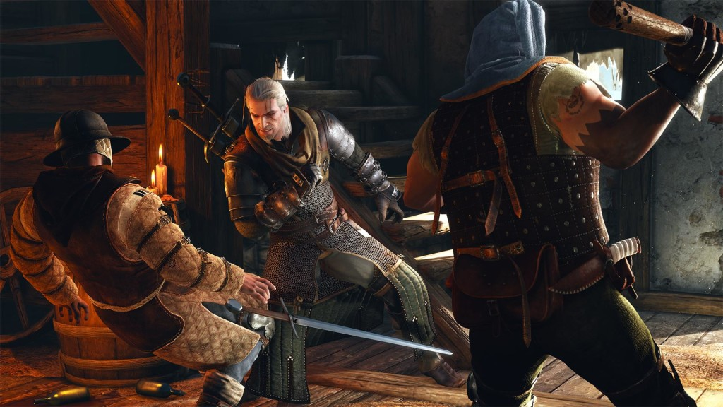 The Witcher 3: Wild Hunt psnstore.ru
