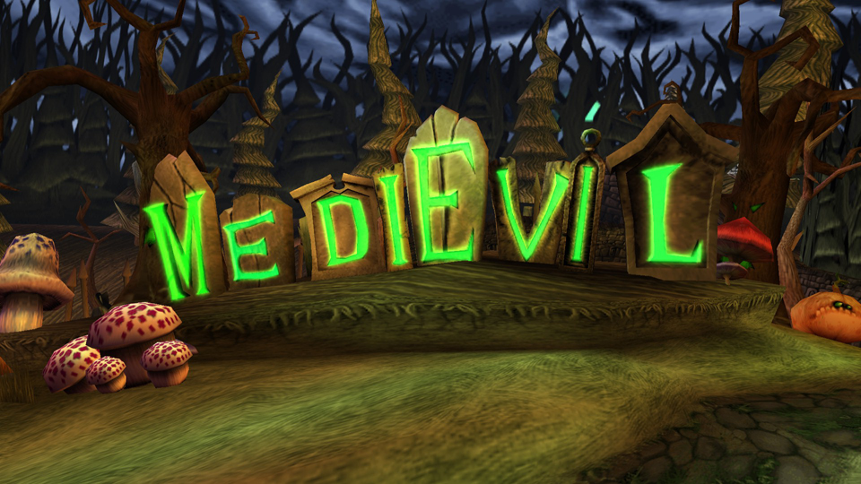 MediEvil PS4 psnstore.ru