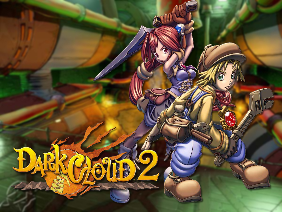 Dark Cloud 2 psnstore.ru
