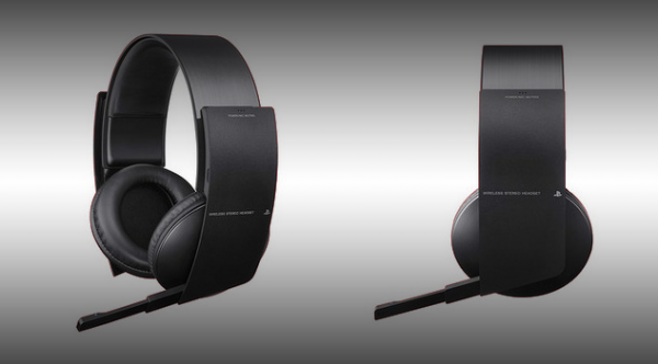 PS3 Stereo Wrieless Headset