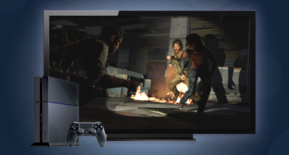The Last of Us на PS4