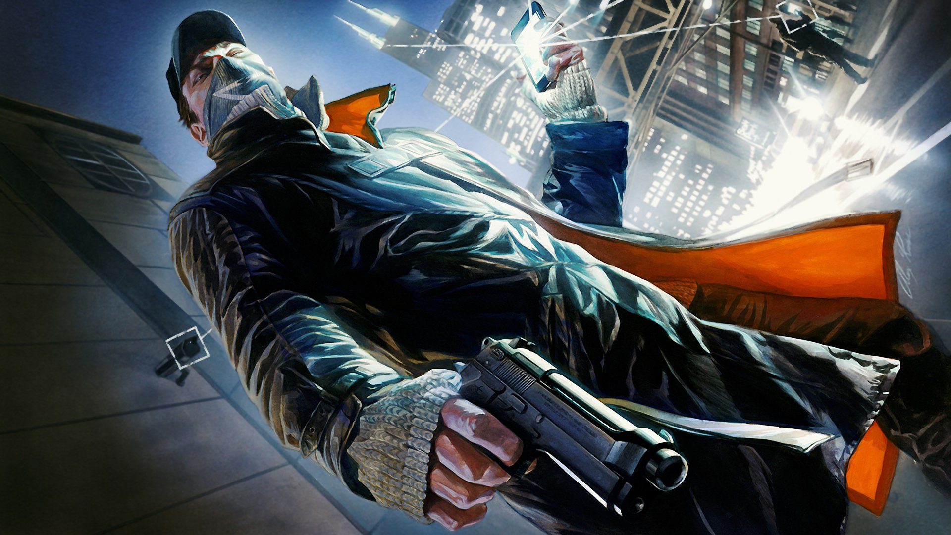 Watch-Dogs PSNstore.ru