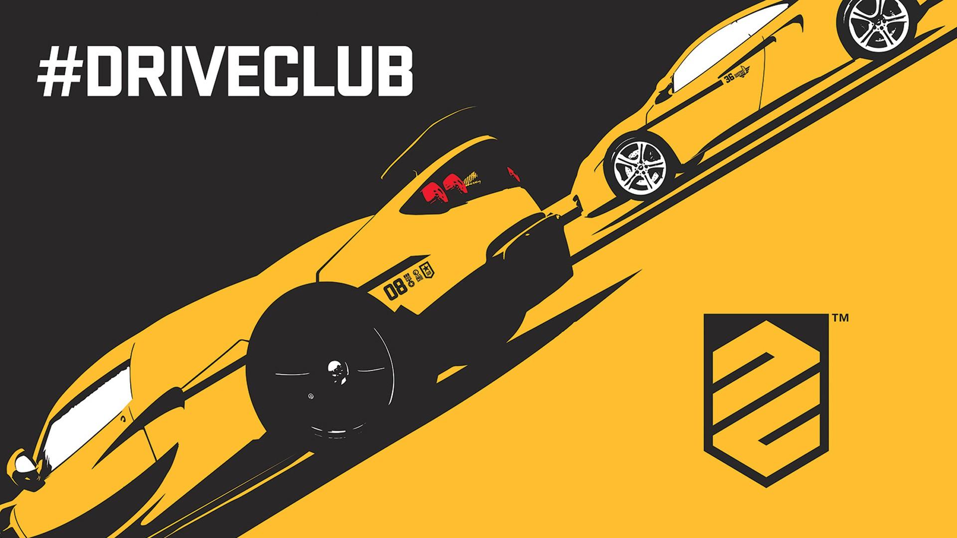 DriveClub yellow PSNstore.ru