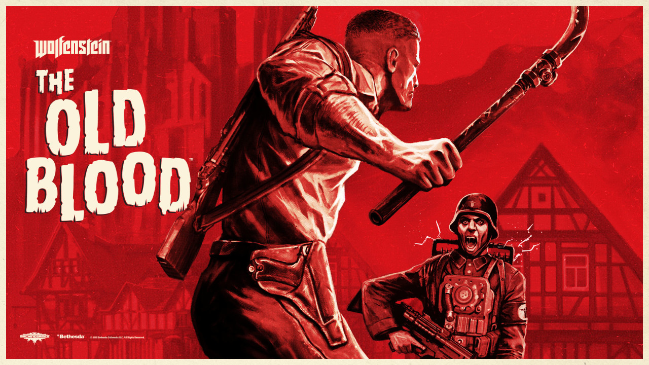 The Old Blood psnstore.ru