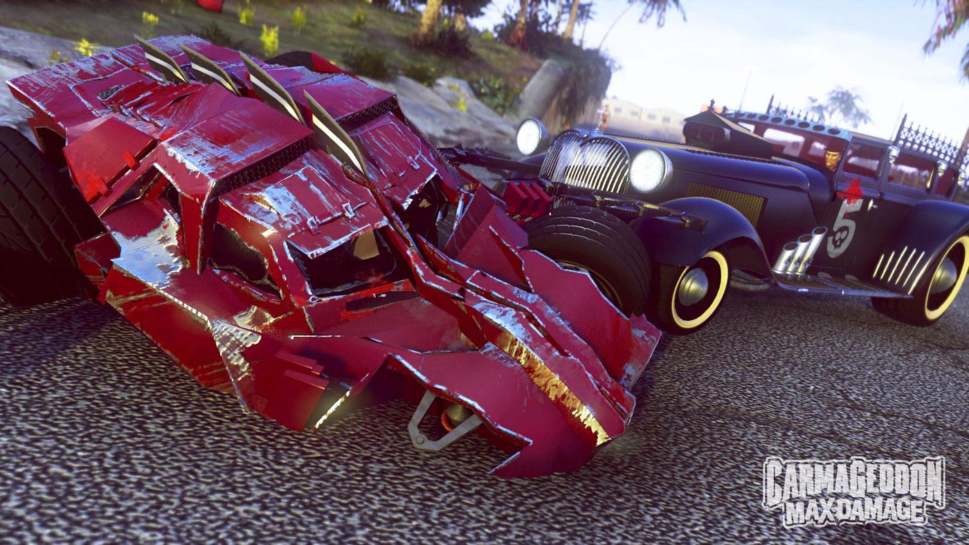 Carmageddon PS4 psnstore.ru
